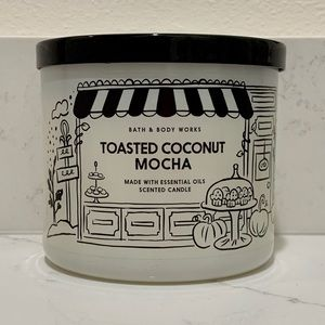 B&BW Toasted Coconut Mocha Candle